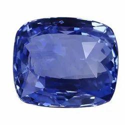 Cushion - Cut Ceylon Blue Sapphire