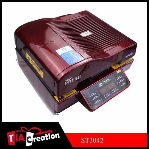 3D ST3042 Sublimation Machine