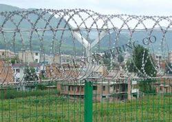 Steel Concertina Barbed Wire