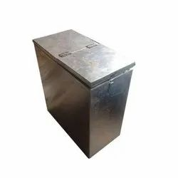 Silver Industrial Use Box, Thickness: 2-5mm