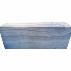 Jhanjar White Marble, Cut-to-Size, Thickness: 14mm