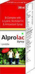 B-Complex With L-Lysine, Multivitamin And Antioxidant