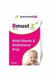Multi Vitamin and Multi Mineral Drop 30 mL