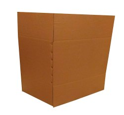 Brown Packaging Corrugated 18 x 12 x 10 Inch 5 Ply Box