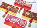 Fancy Fabric Money Envelopes