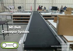 Inspection and Counting Conveyor System