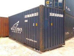20' GP Used Shipping Container
