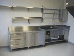 TGPE Stainless Steel Lab Work Table