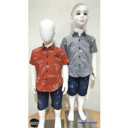 Boy Cotton Kids Wear