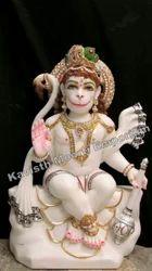 Marble Bal Hanuman Statues