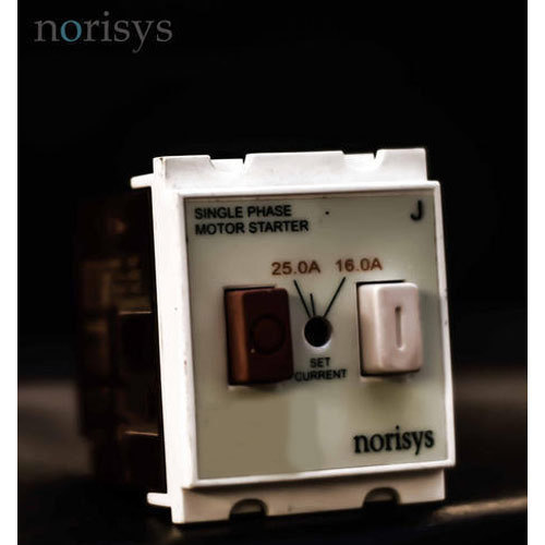 Single Phase Motor Starters Manufacturer from Ahmedabad