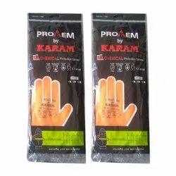 Karam Chemical Resistant Glove, Size: Medium