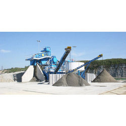 Sand Screening and Washing Plant