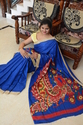 Designer Manipuri Digital Print Saree