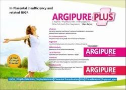 Argipure Tab- Arginine 1gm   Methylfolate 0.5 Mg