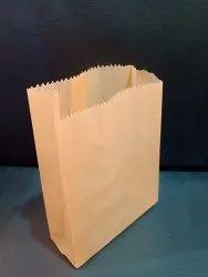 Brown Parchment Paper Bags, Capacity: 5kg