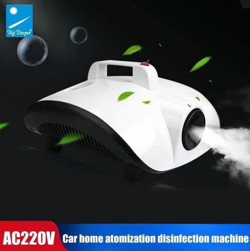 Tortoise Disinfecting Fog Machine (Made In India)