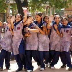 Cotton Uniform For Girls