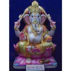 Marble Shidhi Vinayak Statue