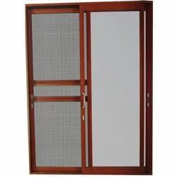 Rectangular Mosquito Net Window