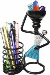 Desk Accessory Mothers Love Pen Stand for Table Decor, Showpiece And Gifts (For Pen Stand)