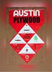 Eucalyptus Brown Austin Plywoods, Grade: Marine Grade, Thickness: 19mm