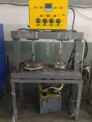 Double Die Hydraulic Paper Dish Machine