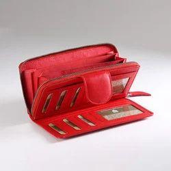 Ladies Red Wallet