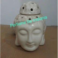 White Budha Aroma Diffuser, Size: 6