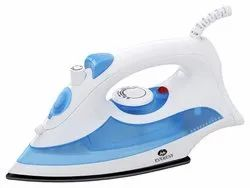 Everest 1300-Watt Steam Iron (White)