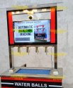 4 Nozzle Pani Puri Filling Machine With LCD TV & Serve Counter & Camera