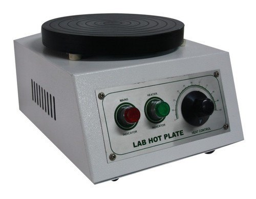Laboratory Hot Plate Round