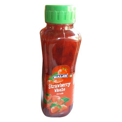 Strawberry Whole Crush, Packaging Type: Bottle