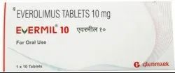 Everolimus Evermil 10Mg