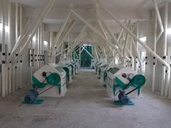 Wheat Roller Flour Mill / Flour Mill / Aata Mill