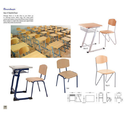 School Benches And Desk