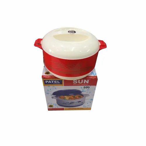 Patel Food Hot Box Rs 85 Piece Meenakshi Marketing Id 19881917888