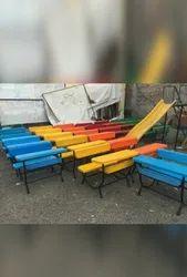 Fiber School Bench