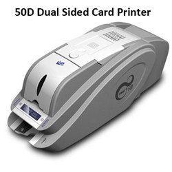 50D Dual Sided Card Printer