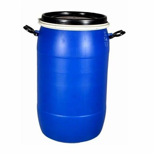 Plastic Storage Drum 10 Liter Hdpe Narrow Mouth