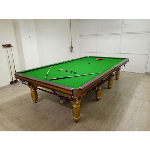 Wooden Billiard Table
