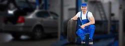 Car Tyer Repairing Service