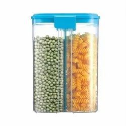 2 Section Airtight Cereal Dispenser