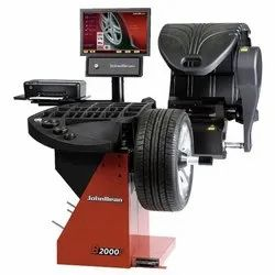 B2000P Wheel Balancer Machine