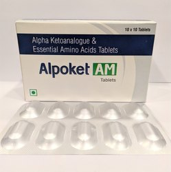 Alpha Ketoanalogue & Essential Amino Acids Tablets