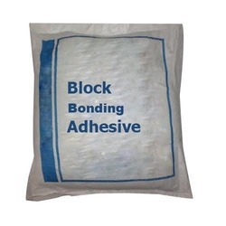 Industrial Grade Block Bonding Adhesive, 50 Kg