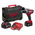 Milwaukee M18CPD-502C Brushless Compact Percussion Drill