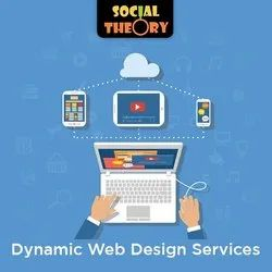 E-Commerce Enabled 1Week Dynamic Web Designing Services, SEO