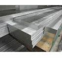 Polished Aluminium Flat Bar