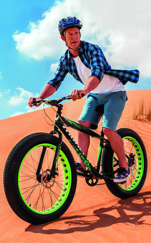 Smart Life Men S Big Tyre Bicycle Rs 24700 Piece Smart Life Id